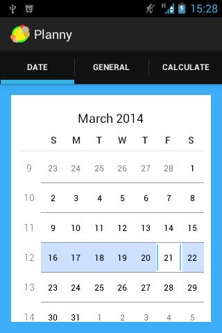 【免費工具App】Planny-APP點子