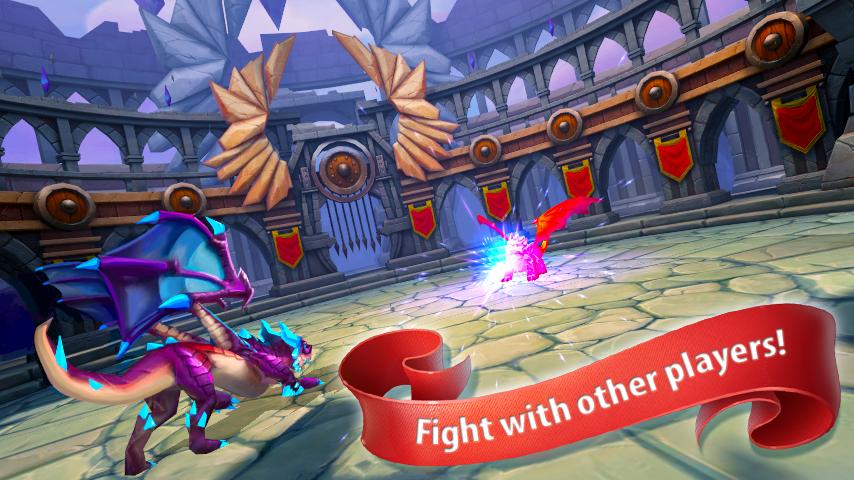 android Dragons World Screenshot 9