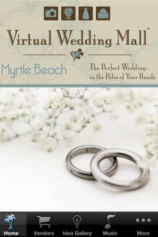 Myrtle Beach Virtual Wedding