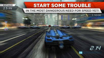 Need for Speed Most Wanted apk 1.0.46 for Android