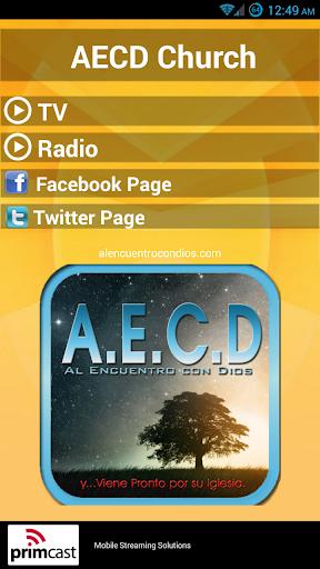 AECD Church