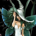 Sparkling Dark Fairy Live Wall logo