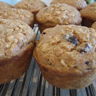 Applesauce Oatmeal Muffins (from SparkRecipes).