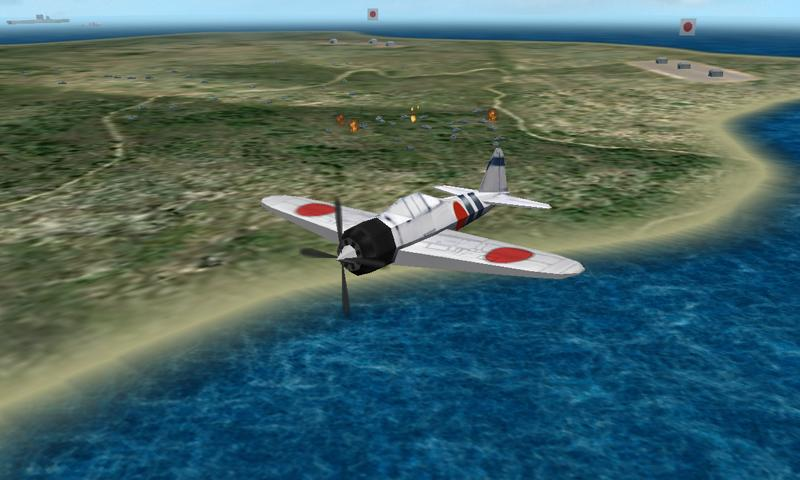 Pacific Navy Fighter - screenshot