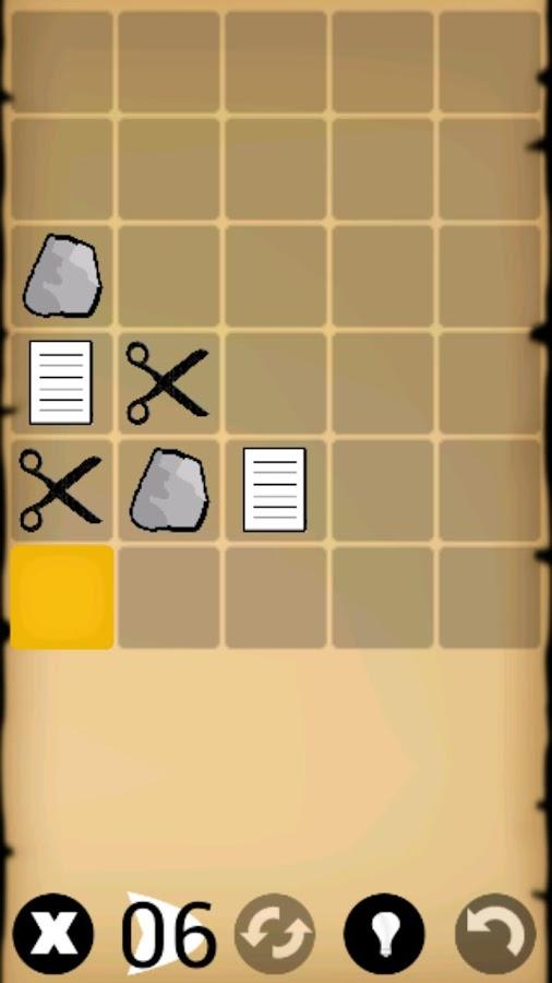 Rock-paper-scissors- screenshot