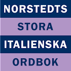 Norstedts stora italienska icon