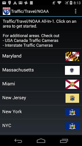 I-95 Traffic Cameras Pro