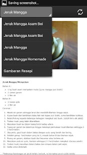 Jeruk Mangga Asam Boi - náhled