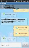 Screenshot of Anti SMS Spam & Private Box
