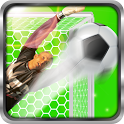 goalkeeper football game icon