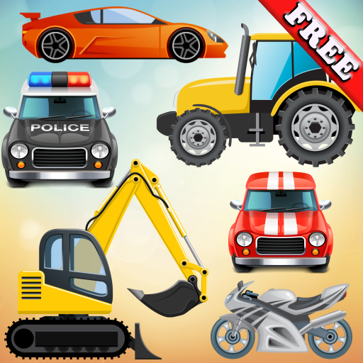 Vehicles and cars for toddlers
