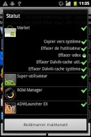 Screenshot of Apps2ROM [ROOT]