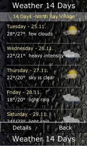 玩免費天氣APP|下載天氣數字14天 app不用錢|硬是要APP