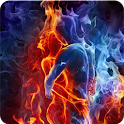 Magic Effect: Ice Fire Lovers logo