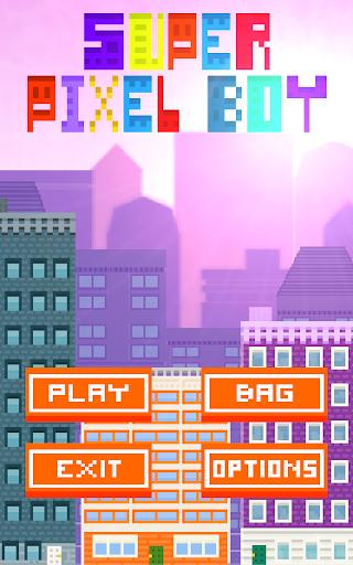 Super Pixel Boy