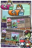 Screenshot of Cat War