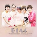 B1A4 배경화면 logo