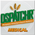 DSPATCHR Medical Dispatch logo