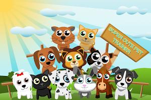 Screenshot of Super Cute Pet Trainer