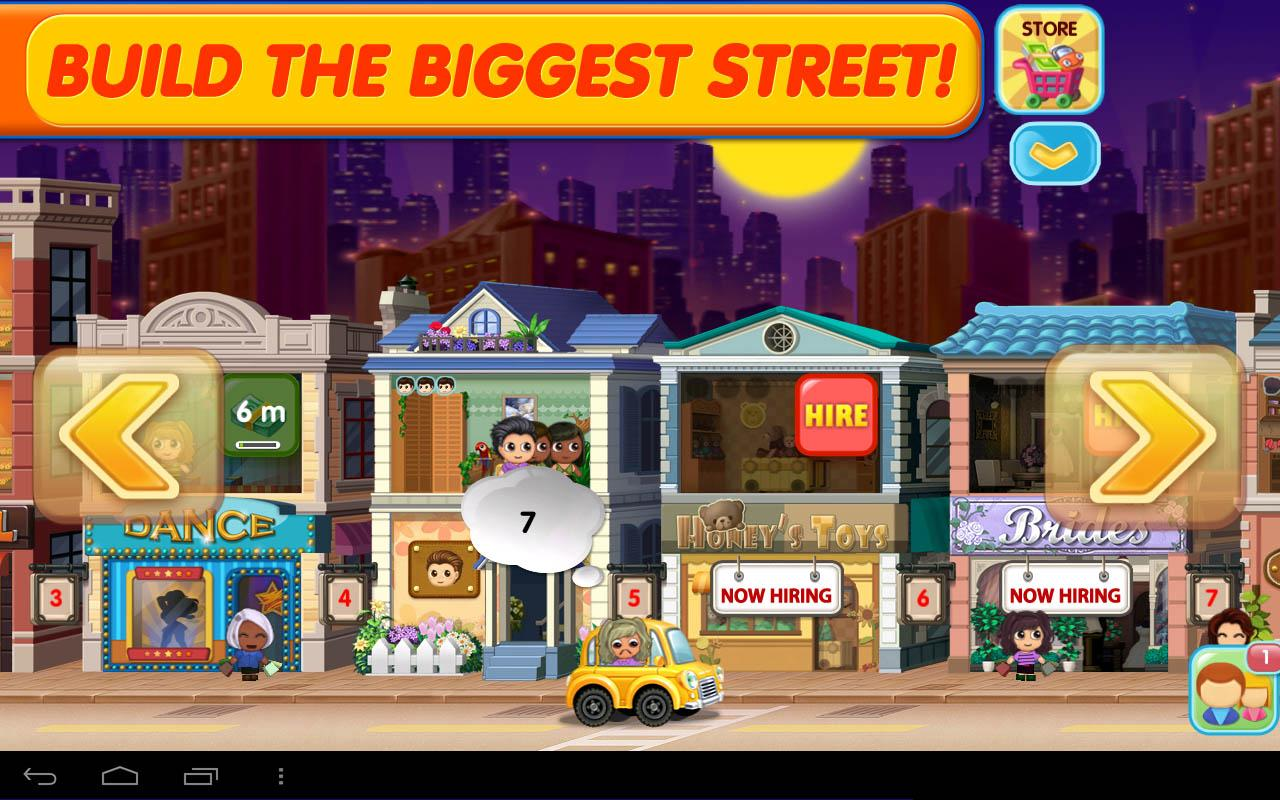 SMALL CITY screenshot #2