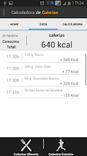 Calorie Calculator- screenshot thumbnail