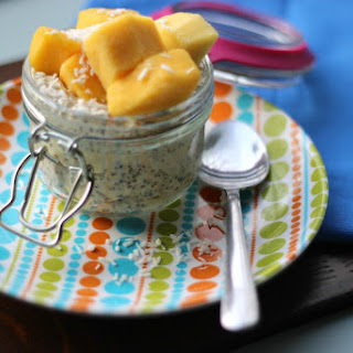 Mango Chia Breakfast Cereal.
