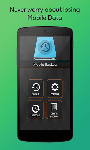Mobile Backup: SMS Contact