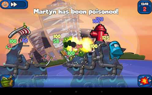 Worms 2: Armageddon - screenshot thumbnail