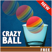 Crazy Ball : Slingshot