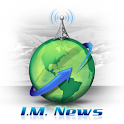 I.M. News by Chris Lang logo