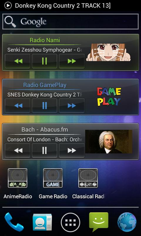 Anime Music Radio - screenshot