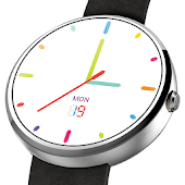 Candy Shop - Color Watch Face