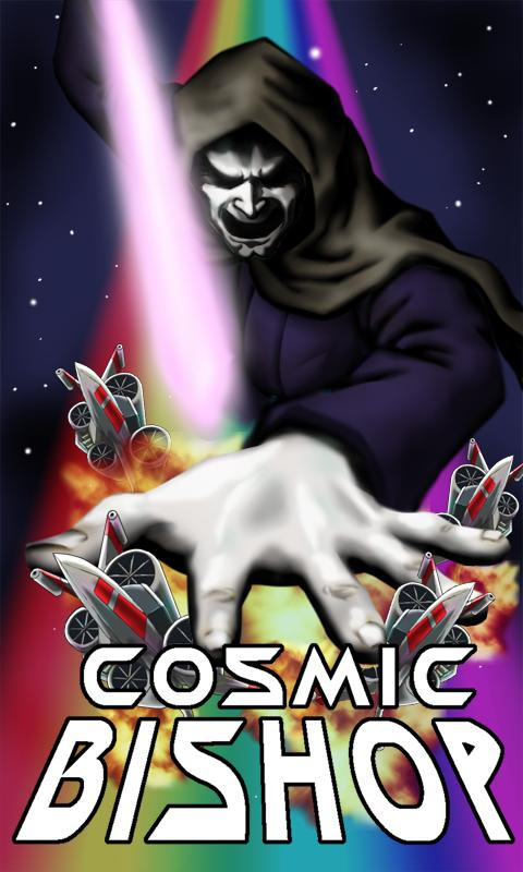 Cosmic Bishop2- screenshot