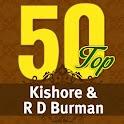 50 Top Kishore & RD Burman icon