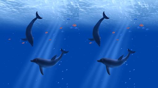 Pocket Dolphins for Cardboard