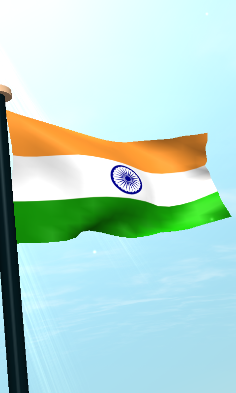 India flag 3d free wallpaper android apps on google play for 3d wallpaper for home wall india