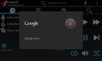 Screenshot of Ampwifi Winamp Remote