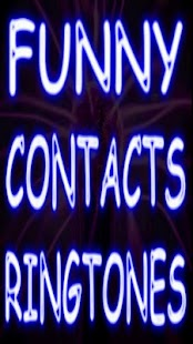 Funny Contacts Ringtones - náhled