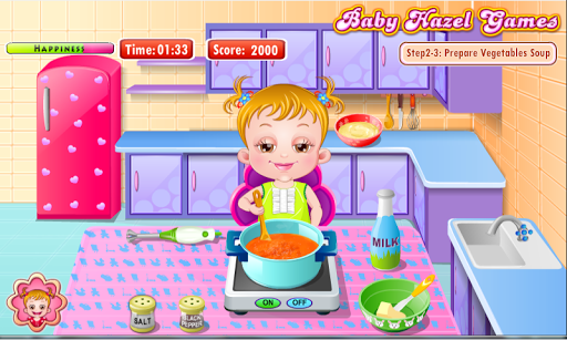 Baby Hazel Kitchen Time Revenue Download Estimates Google Play