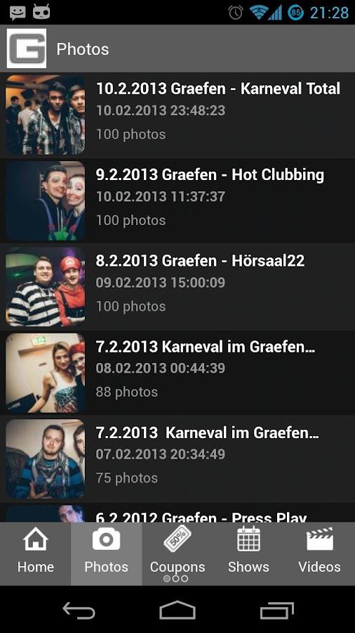GRAEFEN - screenshot