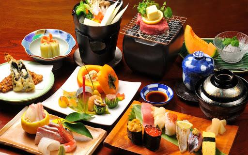 HD Delicious Sushi Wallpaper