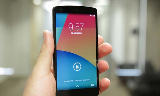 【免費娛樂App】Official Android L Lockscreen-APP點子