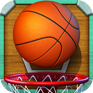 Crazy Basketball - sports game