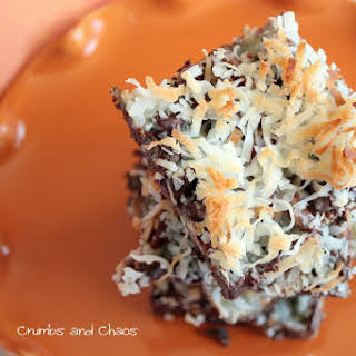 Chocolate Chip Coconut Bars Recipes.