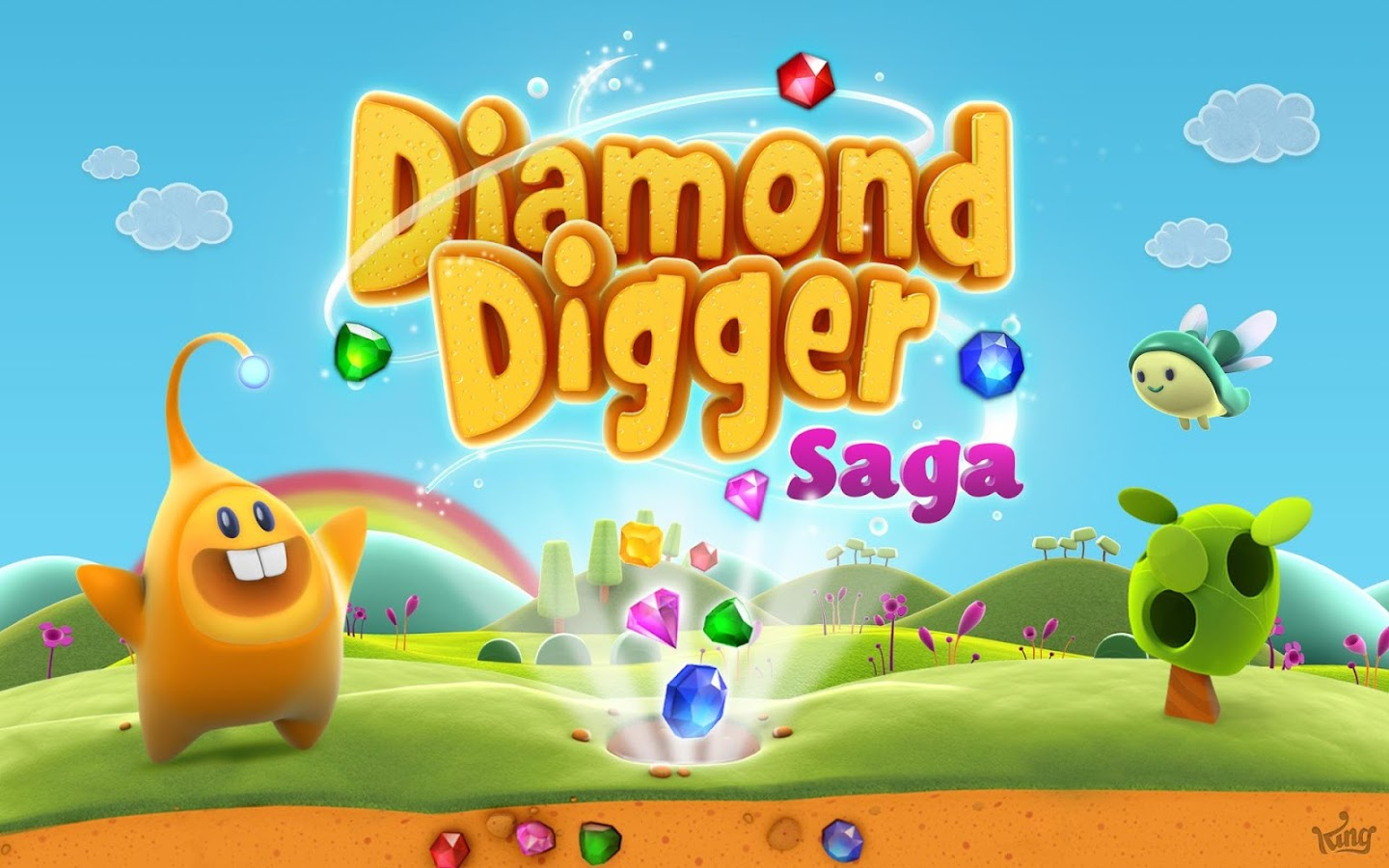 play diamond digger online