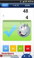 Screenshot of Math PRO for Kids
