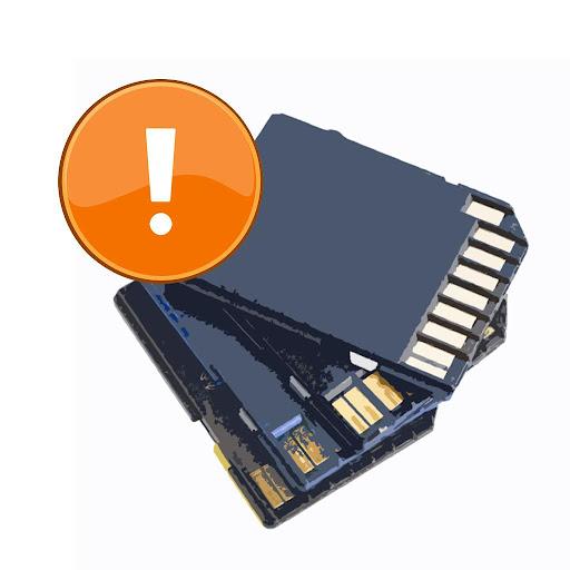 修復SD卡錯誤