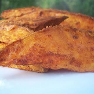 Sweet Potato (Kumara) Wedges
