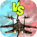 Aircraft Wargame two players icon