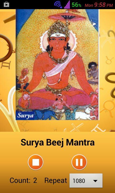 Navagraha Shanti Mantras- screenshot